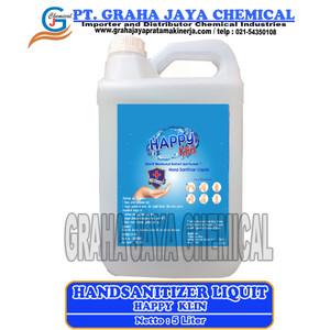 Handsanitizer Happy Klin 5 L Liquid
