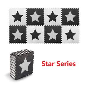 Edumat karpet matras evamat puzzle tikar Star [8 lbr]/ matras anak
