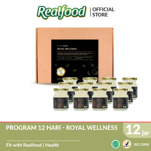 Realfood Royal Wellness Fully Concentrated Bird's Nest