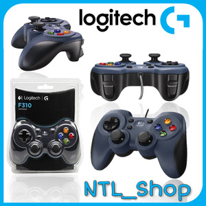 LOGITECH F310 STICK GAME CONTROLLER USB PC JOYSTICK