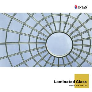Laminated Glass| Kaca Laminated