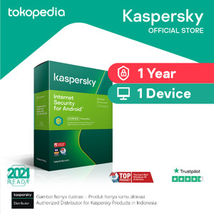 Android Antivirus Kaspersky Internet Security for Android 365 hari