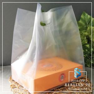 Kantong Plastik Donat Isi 6 pcs Kantong Plastik Box Donat