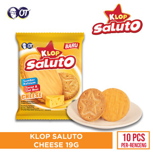 KLOP SALUTO CHEESE 19G