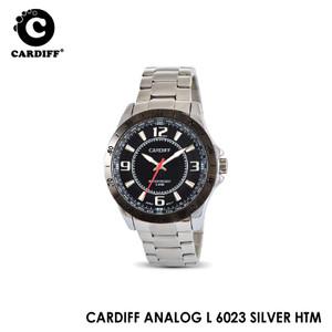 CARDIFF Analog L 6023 Jam Tangan Kasual Pria