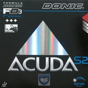 DONIC Acuda S2 Karet Pingpong Rubber Tenis Meja