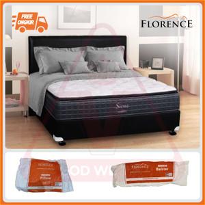 Florence Siena 100 120 160 180 200 Full Set Fullset Bed Matras Only