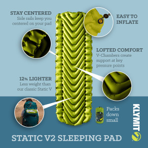 Klymit Static V2 Sleeping Pad