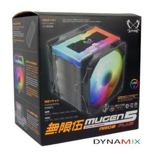 CPU Cooler Scythe MUGEN 5 ARGB PLUS - Full ARGB Sync CPU AIR COOLER