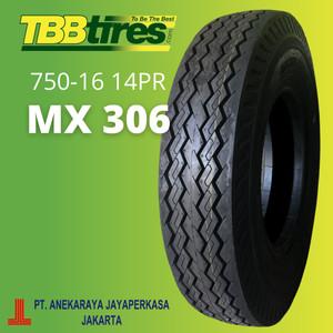 Ban Truk TBB 750-16 14PR MX 306 (SET)