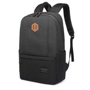 Real Polo New Arrival Tas Ransel Kasual Backpack Daypack BCF - Unisex