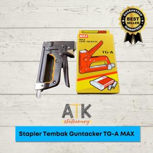 Stapler Tembak Gun Tacker TG-A MAX atk