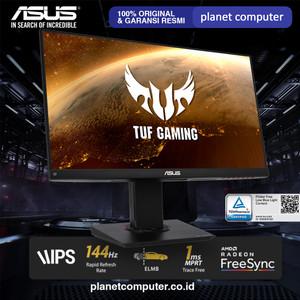 "Monitor LED TUF Gaming Asus VG249Q 24"" FHD 1ms 144Hz IPS AMD FREESYNC"