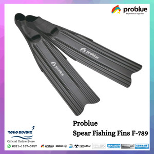 Spearfishing Fins Problue F789