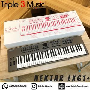 Nektar Impact LX61 LX61+ LX 61 PLUS Midi Keyboard Controller