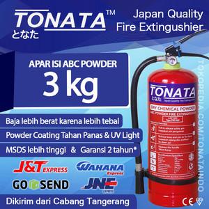 [BEST SELLER] APAR 3KG TONATA / ABC Powder / Set Komplit