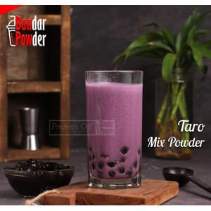 Bubuk Taro Mix Gula 1kg - Serbuk Minuman Ubi Premium - Bandar Powder