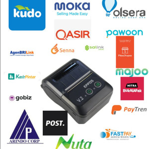 Mini Printer Bluetooth EPPOS EPX583-V2 RPP02