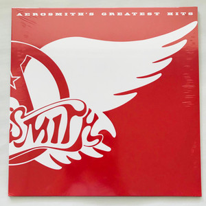 Aerosmith - Aerosmith's Greatest Hits - LP Piringan Hitam Vinyl PH