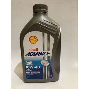 Shell Ultra 10W 40 Full Synthetic