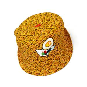 Bucket Hat IGOR mie keriting ombak topi OOTD kekinian kreasi lokal