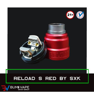 RELOAD S 24MM MERAH / RED COLOR BY SXK