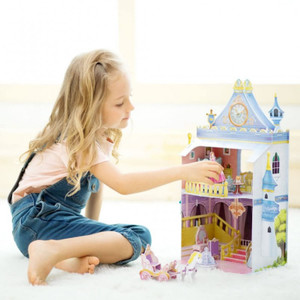 CUBICFUN Fairytale Castle P809h - 3D Puzzle
