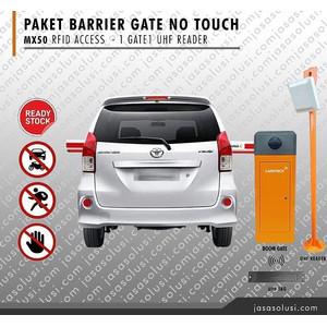Paket Palang Parkir Perumahan Tanpa Sentuh 1 IN