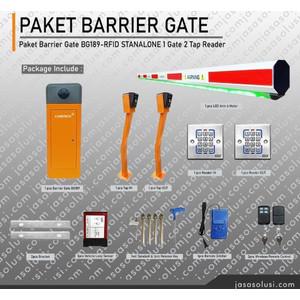 Paket Keamaman Perumahan 1 Gate 2 Akses (In dan Out)