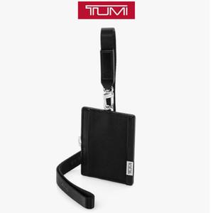 TUMI Alpha SLG ID Lanyard - Black Chrome ( Vertical/Horizontal)