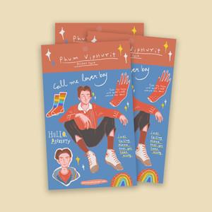 Sticker Sheet: Phum Viphurit
