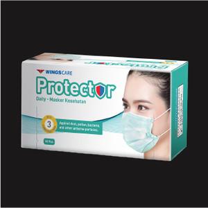 WingsCare Protector Masker 50s - FamilyMart