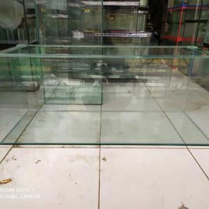 Aquarium kaca 100 x 40 x 40cm