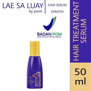 LAE SA LUAY KERATIN HAIR SERUM 50ML ORIGINAL - HAIR SERUM LAE SA LUAY