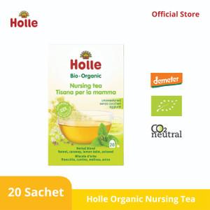 Holle Organic Nursing Tea (Teh Organik Pelancar ASI Booster)