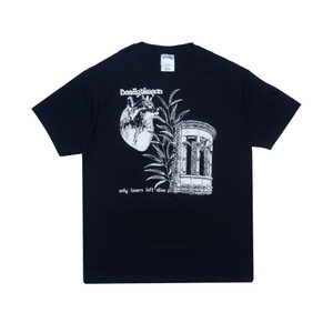 DEADLY WEAPON - ONLY LOVERS TSHIRT - BLACK