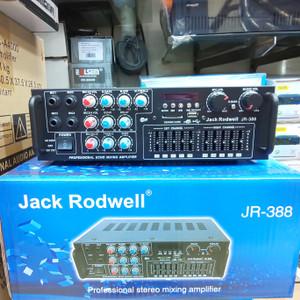 Amplifier Power Amplifier FC A388 BT SD USB EQ 4 Mic bkn FC A369 369