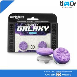 KontrolFreek FPS Thumb Grip Stik Stick PS4 GALAXY Ungu