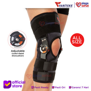 Penyangga Lutut - Variteks Hinged Stabilizing Knee Brace 898