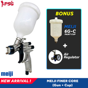 Meiji Finer Core (Gun+Cup) - Standard Aircap