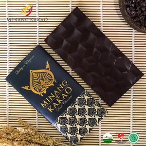 Organic Dark Chocolate 70% - 70gr - Siriah Gadang series