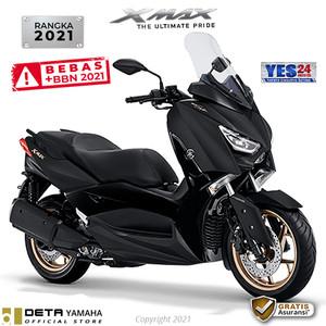 DETA-Yamaha XMAX 2021 (OTR JKT & TGR) Sepeda Motor