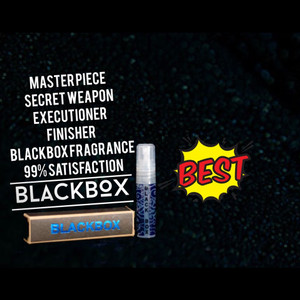 BlackBox 800mcg For Brave and Expert Only