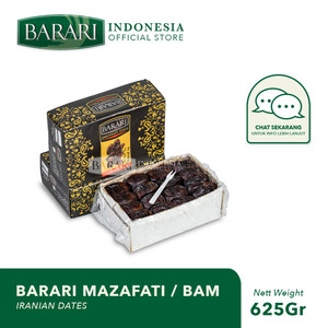 Barari Indonesia Official Store Showcase