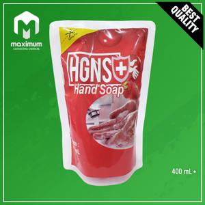Hand Soap Sabun Cuci Tangan Strawberry Pouch 400mL