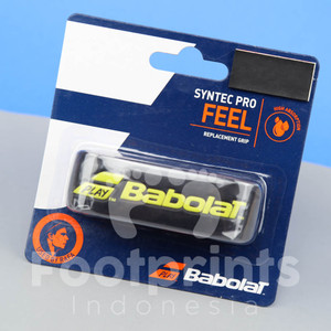 Babolat Syntec Pro French Open Tacky Absorbant Replacement Grip Dasar