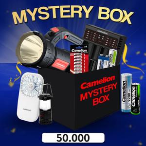 Mystery Box Camelion Official | Kotak Misteri Camelion Anti Zonk