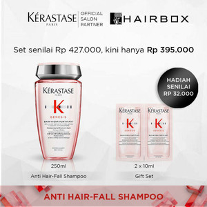 Kerastase Bain Hydra Fortifiant 250ml Shampoo Anti Rontok & Patah