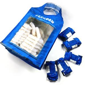 Tas Belanja Lipat Shopping Bag Roll Kotak Unik Kaleng Kerupuk Harapan