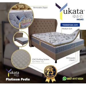 Yukata Platinum Pedic Kasur Orthopedic Terbaik Persembahan Yukata